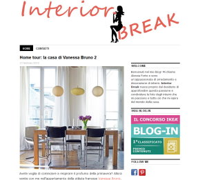 Interior Break – Foto-idee per arredare e decorare casa
