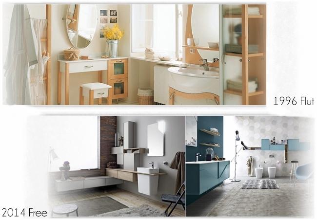 Arredo bagno design fabulous arredo bagno magnetica mobili da