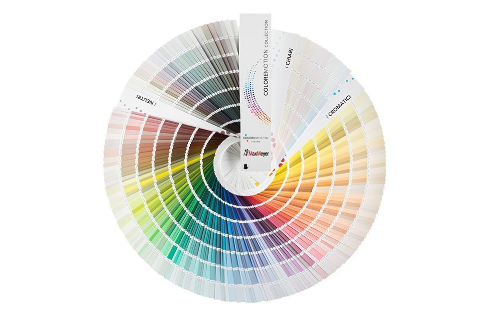 palette colori pitture MaxMeyer