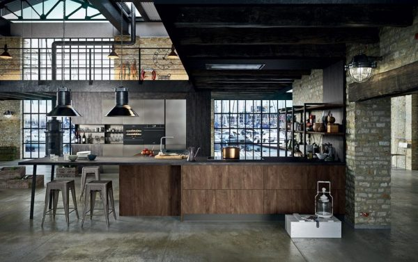 cucina industrial astra
