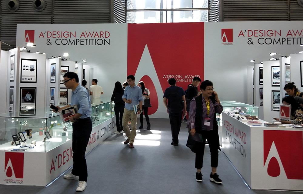 mostra vincitori A' Design Awards