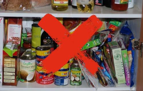 Idee Dispensa Cucina.Organizzare La Dispensa In Cucina Blog Arredamento