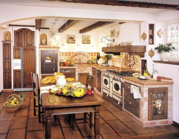 Cucina Rustica in muratura, la scelta giusta per la tua casa - BLOG ...