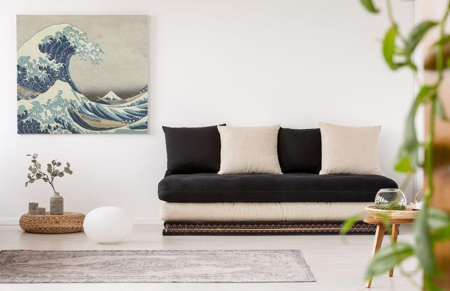 Divano letto futon kanto