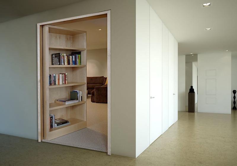 porta libreria a bilico