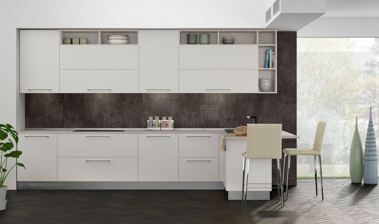 Progetta la tua cucina