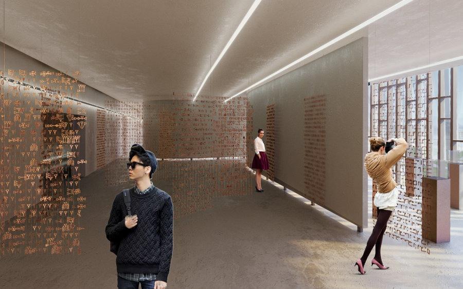 Progetto museo della scrittura