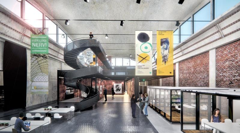 Progetto polo culturale Parma