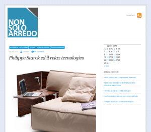 I blogger blog arredamento for Non solo arredo